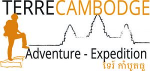 Logo Terre Cambodge, adventure - expedition