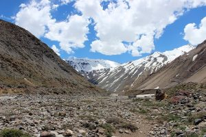 travel in chile, the cajon del maipo