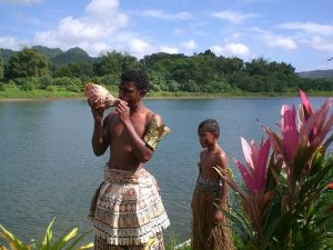 climate change, local population fiji