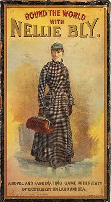 Nellie Bly, affiche