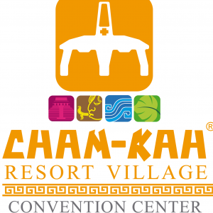 logo chan kah, resort village, convention center
