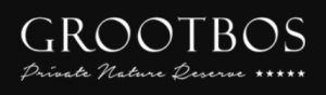logo grootbos, private nature