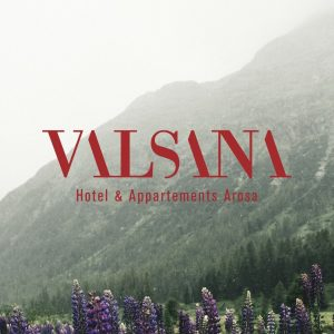 logo valsana, hotel & appartements Arosa
