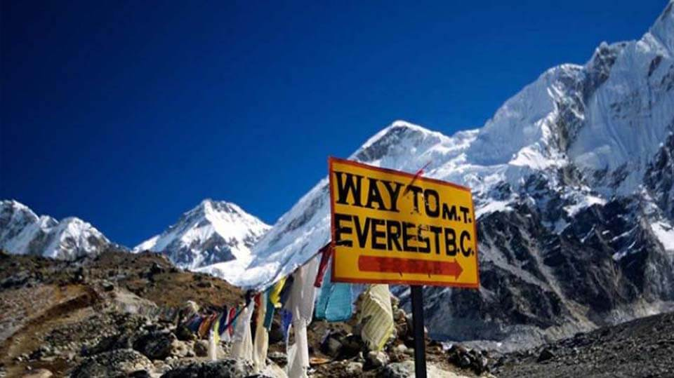 Nepal Trekking Routes Treks & Expedition