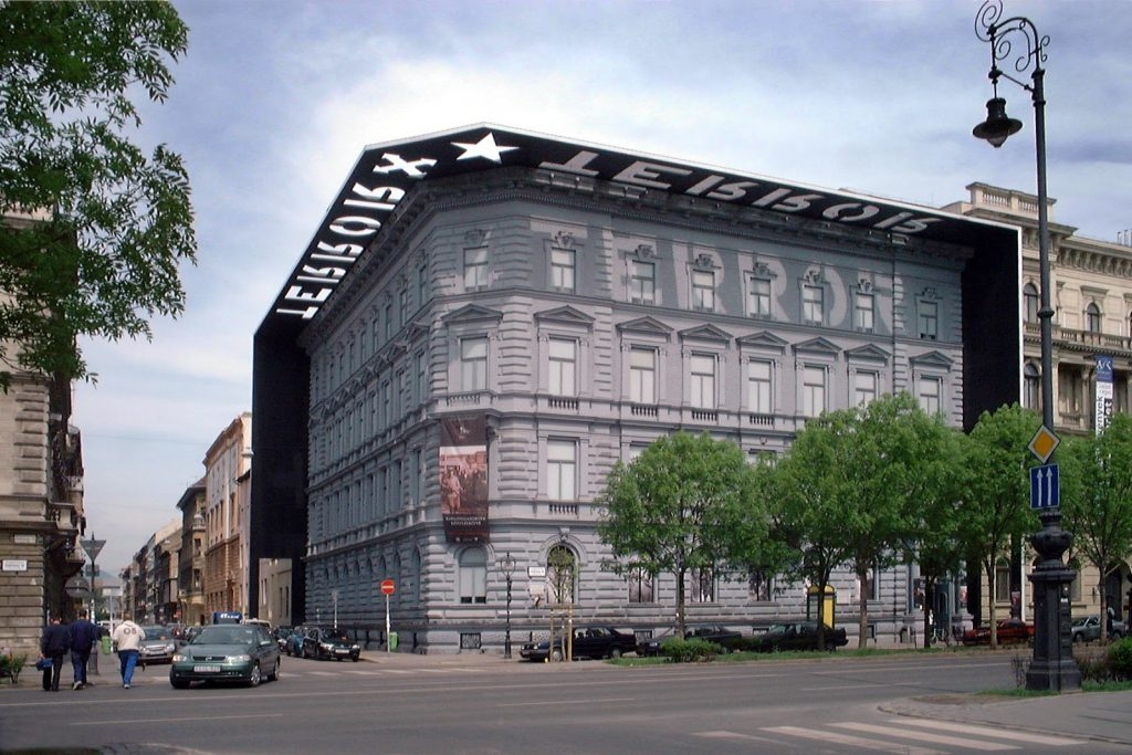 5 Offbeat Experiences to Do in Budapest, Budapest's House of Terror